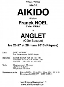 affiche anglet